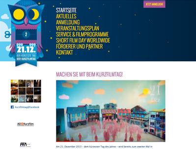 Kurzfilmtag 2013